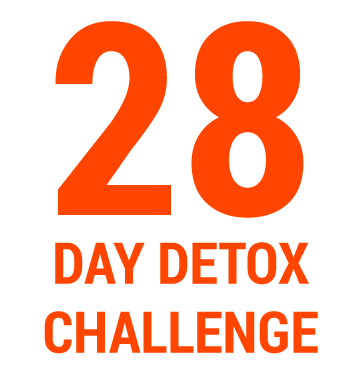 28 Day Detox Challenge